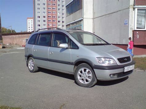 Used 2001 Subaru Traviq Photos 2200cc Gasoline Ff