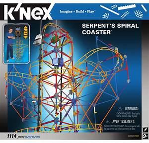 K U0026 39 Nex Serpent U0026 39 S Spiral Coaster Instructions For Use Manual