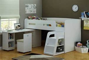bunk bed desk combo house home designs ideas