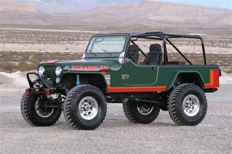 Diesel Jeep All New Scrambler