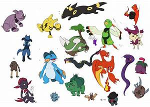 20 pokemon