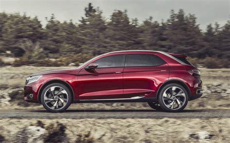 Citroen Ds Wild Rubis Concept 2018 Widescreen Exotic Car