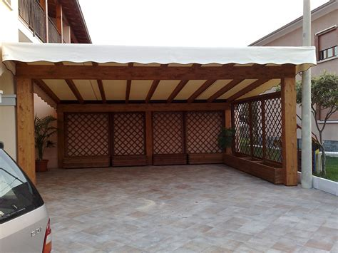 tettoie auto in legno tettoie per giardino in legno lamellare