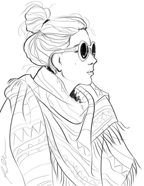 gallery  fashion coloring pages  print people