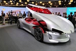 Futur Auto : renault trezor la batmobile de renault en photos ~ Gottalentnigeria.com Avis de Voitures