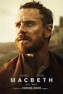Macbeth Character Poster - Michael Fassbender - Final Reel