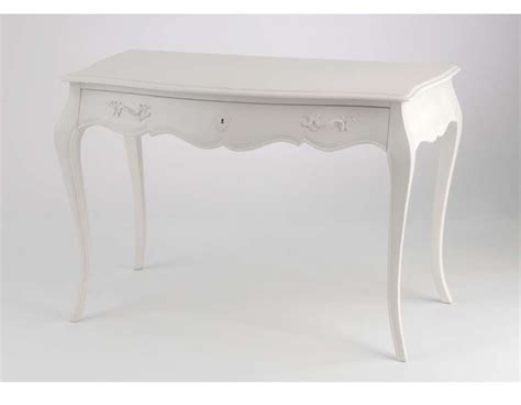bureau ancien pas cher bureau blanc pas cher avec un style baroque