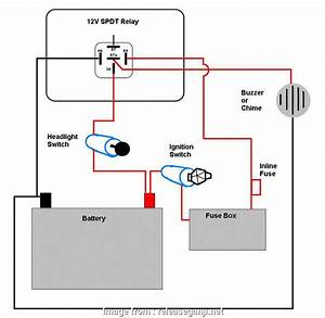 Automotive Light Switch Wiring Diagram Professional