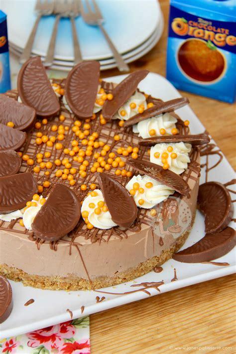 bake terrys chocolate orange cheesecake janes