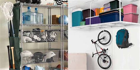 Garage Organization Ideas-storage Solutions And Tips