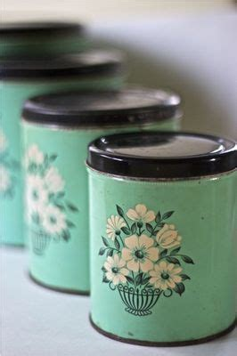 what to put in kitchen canisters 17 best images about the vintage kitchen on
