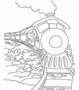 Train Coloring Steam Pages Trains Printable Cartoon Jude Sheet Preschool Saint Children Boys Sheets Chakiradecor Amazing Divyajanani Coloringfolder sketch template