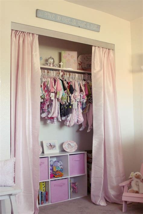 Closets With Doors by Madisyn S Shabby Chic Vintage Nursery Closet And Chic