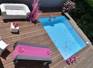 Prix Petite Piscine : mini piscine prix et infos pour bien choisir habitatpresto ~ Premium-room.com Idées de Décoration