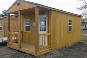 Derksen Portable Buildings Cabin