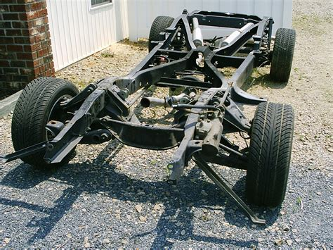 Types Of Chassis Frame
