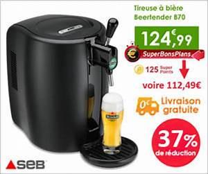 Tireuse A Biere Occasion : tireuse bi re seb beertender b70 noir 5 litres 124 99 ~ Zukunftsfamilie.com Idées de Décoration