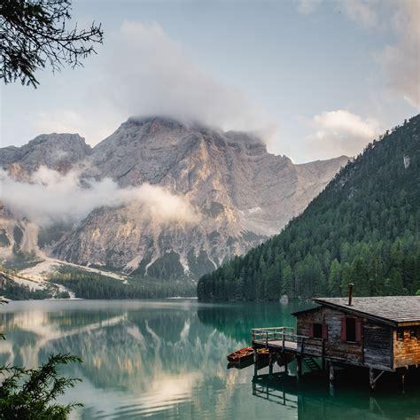 wallpaper weekends  serenity   mountain lake