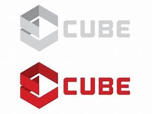 Cube Logo | logos | Pinterest