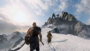 God of War Will Have Dynamic Combat Between Kratos and His ...