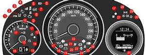 Honda Jazz Dashboard Warning Lights Full Guide