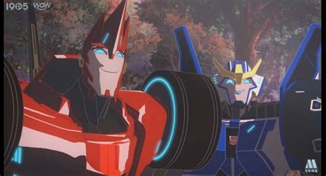 Transformers Robots In Disguise Sideswipe And