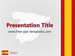 spain ppt template With spanish powerpoint templates