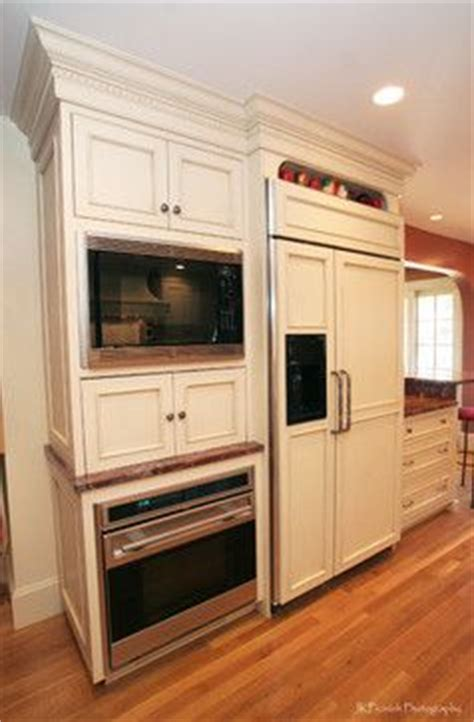 refrigerator  double ovens     wall oven microwave combo unit design ideas
