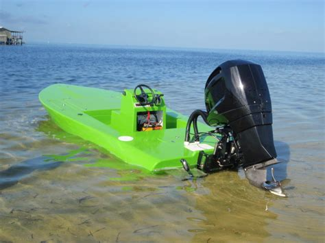 Fast Boat Hull Design by 21ft Fishing Fast Tunnel Hull Design And Build The Hull