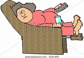 Image result for pictures of an elderly lady sitting in a recliner