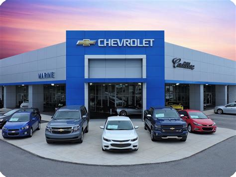 Marine Chevrolet In Jacksonville Is Your Trusted Chevrolet