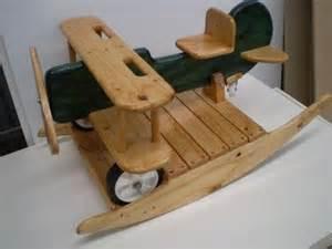 wooden rocker ideas  pinterest motorcycle rocking horse children toys  wood