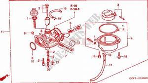 Carburetor For Honda Xr 70 2002   Honda Motorcycles  U0026 Atvs