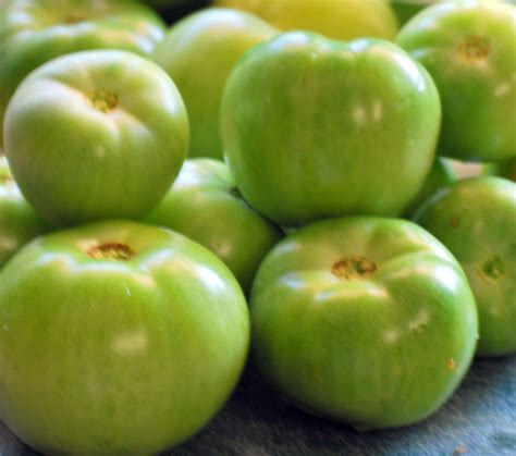 green tomatoes quality run and green tomato muffins