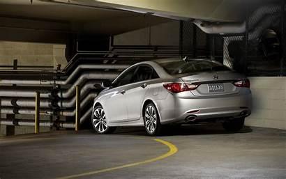 Hyundai Sonata Desktop Widescreen Wallpapers Background Manually