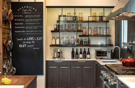 deco cuisine industriel cuisine style atelier la nouvelle tendance cuisine