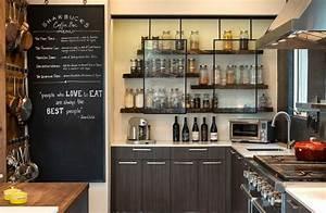 Cuisine Deco Industrielle : cuisine style atelier la nouvelle tendance cuisine ~ Carolinahurricanesstore.com Idées de Décoration