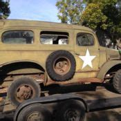 dodge wc carryall classic dodge power wagon