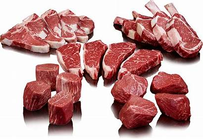 Meat Fresh Frozen Package Beef Mutton Never