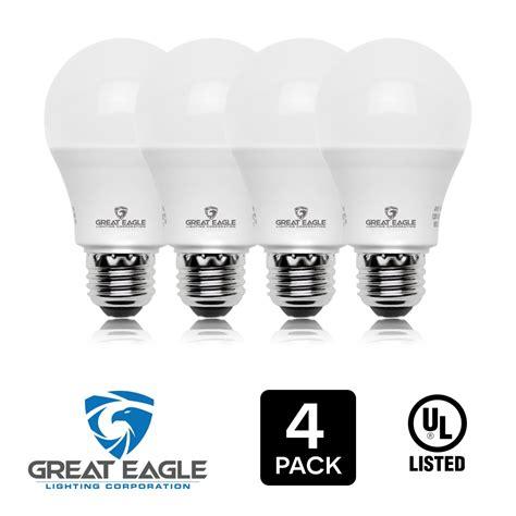 great eagle 100w equivalent led light bulb 1610 lumens a19