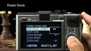 Lumix Gx1 Manual Power Zoom