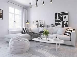 Amazing Scandinavian Living Room Influence Living Room