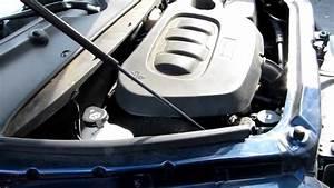 Chevrolet Hhr  U0026quot Walkaround The Rented Car Engine Bay Area