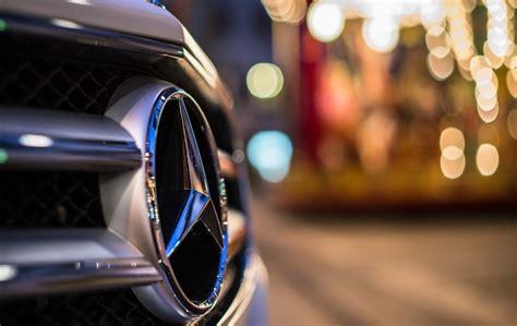 Mercedes Benz Logo Car Hd Wallpaper - 9to5 Car Wallpapers