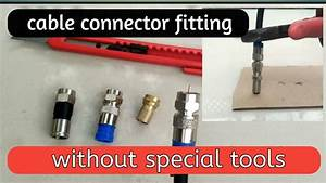 Cable Connector Fitting