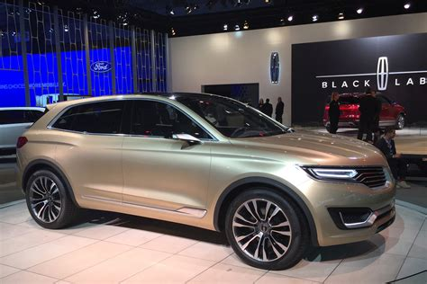 Lincoln Mkx Concept Alain Gayot Photos Gallery