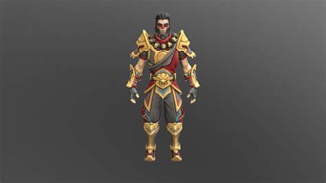 wukong fortnite   model collection  rickymen