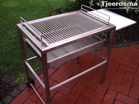grill aus edelstahl selber bauen edelstahlgrill grill aus edelstahl