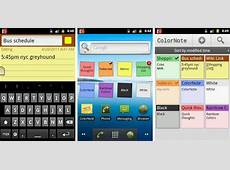 Best note widgets for Android tablets Android Authority