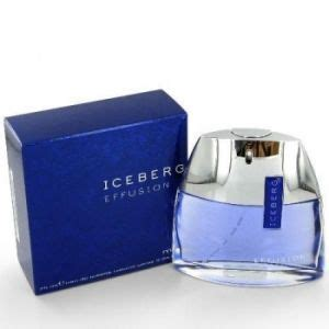 Patchouli Effusion L by Iceberg Effusion By Iceberg For 75ml Eau De Toilette